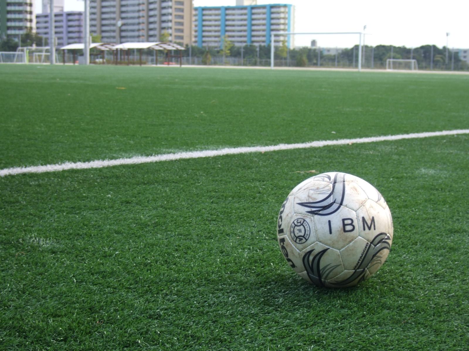 Dscf3840 IBMサッカー部 部員一同 ■■2008年度東京都社会人リーグサッカー...